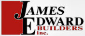East Lansing Home Builders James Edward Builders Logo