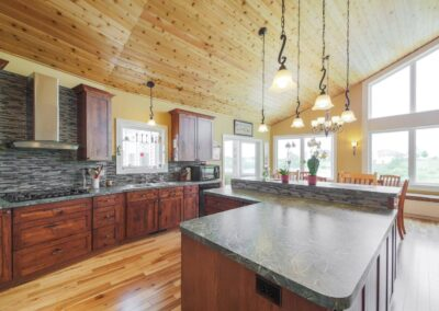 East Lansing Home Builders Kitchen 19667460