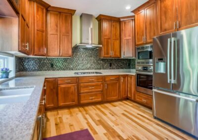 East Lansing Home Builders Kitchen 19787521