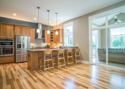 East Lansing Home Builders Kitchen 35362303