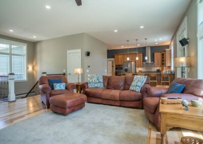 East Lansing Home Builders Living Room 35297826